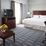 普羅維斯登市中心希爾頓恆庭旅館&套房酒店
