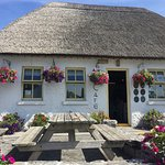 Thatched cottage at Dun Aonghasa