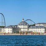 Cedar Point's Hotel Breakers