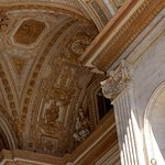 Elements of St. Peter's Basilica