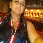 At the American Adventure Theater