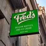 Photo of Fred's - Belgian Waffles and Ice Cream