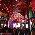 Guidos Burritos dining room decor