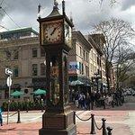Steam Clock in Gastown