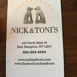 Foto Nick & Toni's