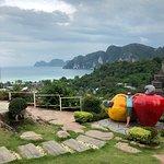 Bild från Koh Phi Phi Viewpoint