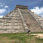 Bild från Chichén Itzá