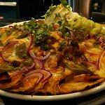 Amazing vegetarian Nachos
