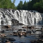 Lower Potato River Falls