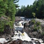 Upper Potato River Falls