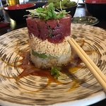 Tuna tower - amazing!