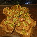 Constructed nachos