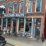Buzzard Billy's Store Front