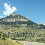 Bilde fra Chief Joseph Scenic Highway