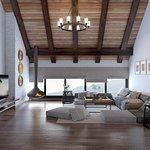 Living Room Attic