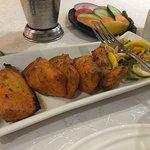 Tandoori fish main