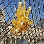 Bild från Louvren