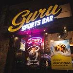 Guru Sports Bar - Outside
