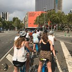 Photo of Cruising Barcelona Bike Tours