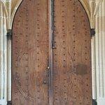 Divinity School door