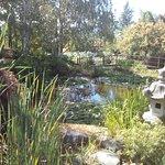 Entrée des jardins - jardin japonais
