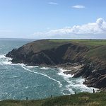 One of the wonderful views from the Cliffs.
