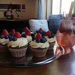 Cupcakes a limonády :-)