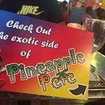 Foto van Pineapple Pete