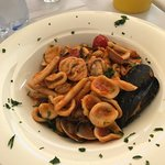 Photo de Zahir Trattoria Pizzeria Beach Bar
