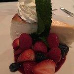 Strawberry Cheesecake!