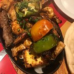 nawab mixed grill full platter