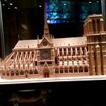 Model of the Cathedral.