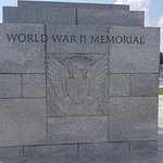 Foto van Het National World War II Memorial