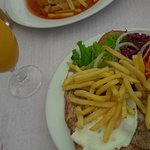 Restaurante Jardins do Rossio Foto
