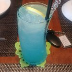 Mocktail drink