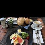 Frühstück bei Lumen