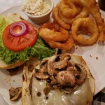 Try one of our tasty burgers