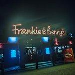 Bilde fra Frankie & Benny's New York Italian Restaurant & Bar - Salford