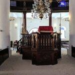Mikve Israel-Emanuel Synagogue resmi
