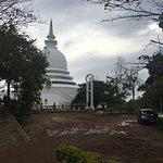 Photo of Japanese Peace Pagoda