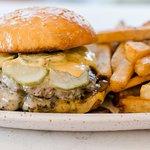 The Lodge Burger