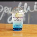 Soda Biển xanh