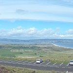 panoramafoto vanop Bineenagh Mountain