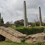 Ruinas de Axum