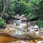 Rapids on the Kancamagus