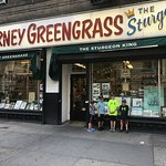 Barney Greengrassの写真