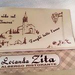Foto de La Vecchia Locanda Zita