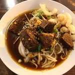 S4 BEEF STEWED NOODLE SOUP
