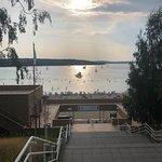Foto van Strandbad Wannsee
