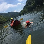 Foto de New & Gauley River Adventures